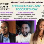 WHEN YOU DREAM IT, BELIEVE IT! Ep146- ADionne Your Dream Pusher