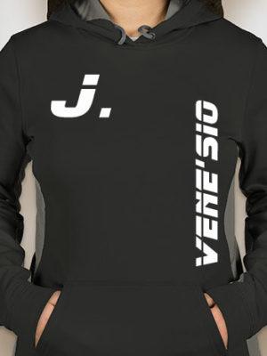 JVeneSio Black sweat