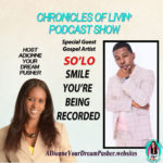SMILE YOU'RE BEING RECORDED. With Special Guest SO'LO Ep 184